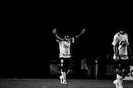 SAO PAULO, SP, BRASIL, 01/04/10, 21h08: Corinthians X Cerro Porteno pela Lbertadores da America no estadio do Pacaembu.   (foto: Caio Guatelli)
