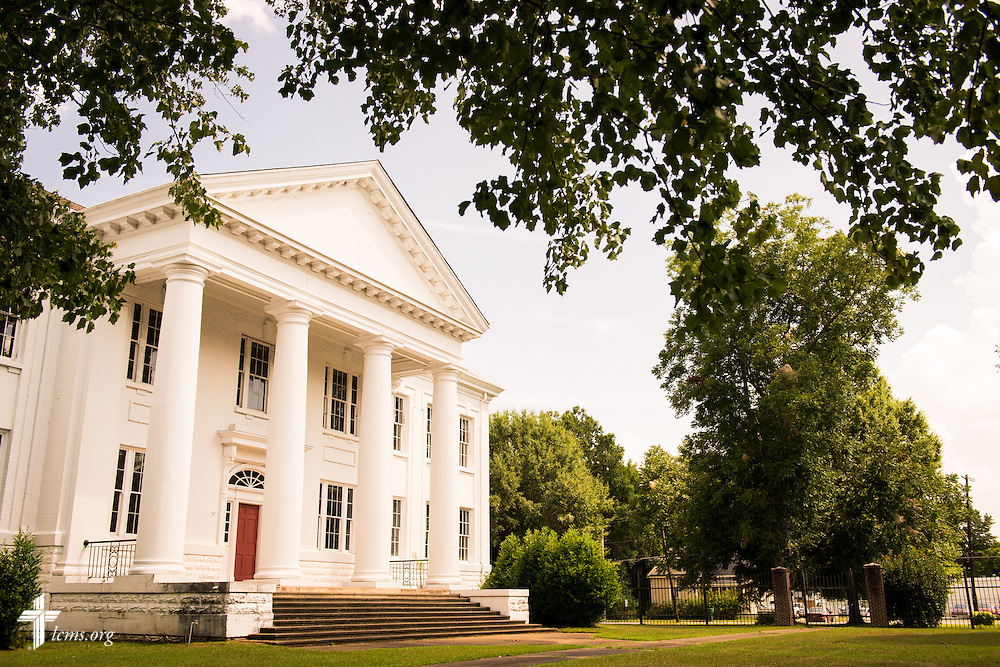 The west campus of Concordia College Alabama on Wednesday, August 20, 2014, in Selma, Ala.  LCMS Communications/Erik M. Lunsford