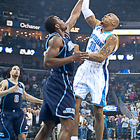 Utah Jazz VS New Orleans Hornets 04.09.2010