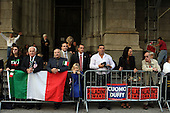 The 2010 Columbus Day Parade held along 5th Avenue in New York City