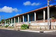 Building in Consolacion del Sur, Pinar del Rio Province, Cuba.