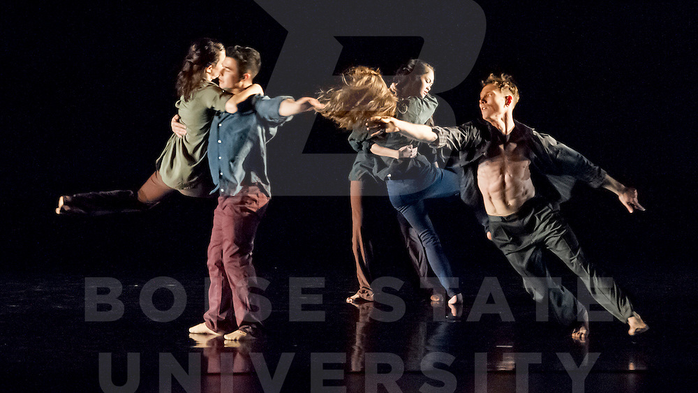 Idaho Dance Theatre, IDT, Winter performance, John Kelly photo