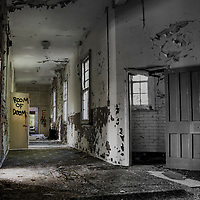 Hellingly Mental Asylum in East Sussex