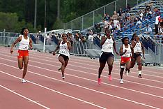 Womens 100 Meters