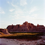 The Bad Lands, South Dakota. 2011