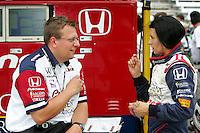 Danica Patrick, Indianapolis 500, 2005