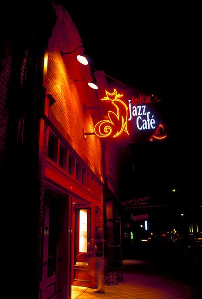 Red Cat Jazz Cafe Houston