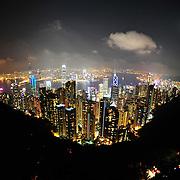 Hong Kong, from Victoria Peak.