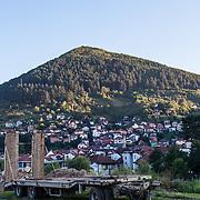 The Bosnian Pyramid