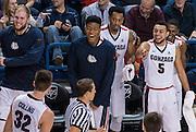 Gonzaga beat West Georgia in the Kennel Nov. 6. (Photo by Edward Bell)