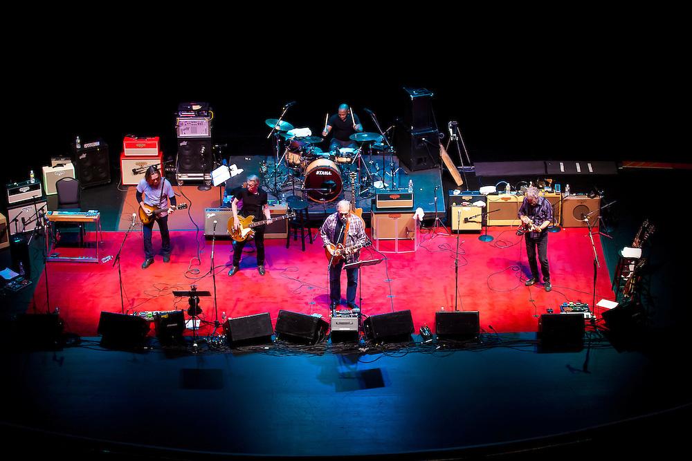 Hot Tuna at The Beacon Theater, NYC November 30, 2012, Photo: Rick Gilbert/SkyhookEntertainment.net
