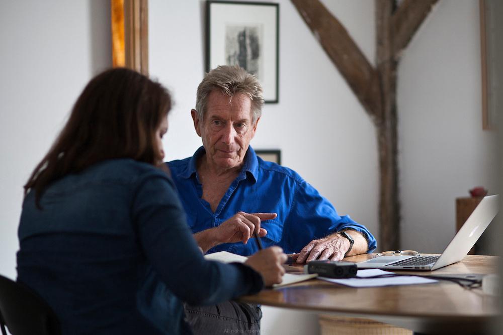 Gilles Clément, jardinier-philosophe engagé, auteur de plusieurs concepts qui ont marqué les acteurs du paysage contemporains.
