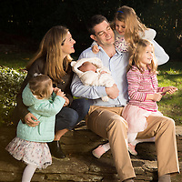 Winge Newborn Family Session