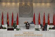 Angola - Swearing Ceremony of President José Eduardo dos Santos