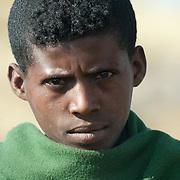 Childern at Simien Mountain N.P., Ethiopia