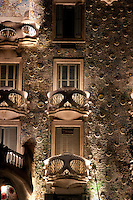 Casa Batllo Barcelona by Christopher Holt