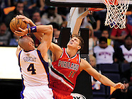 NBA: Portland Trail Blazers at Phoenix Suns//20121121