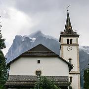 Grindelwald, Switzerland, the Alps, Europe.