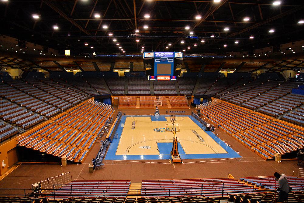 Pauley Pavillion UCLA Last Basketball Game John & Nell ...