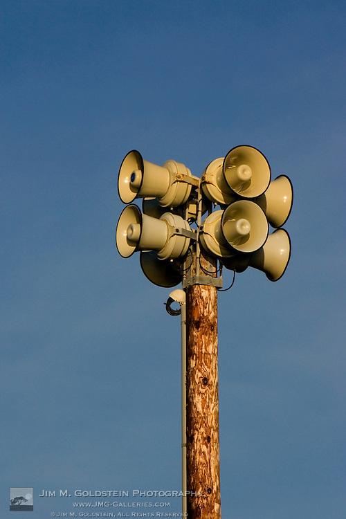 Utility Pole Noise