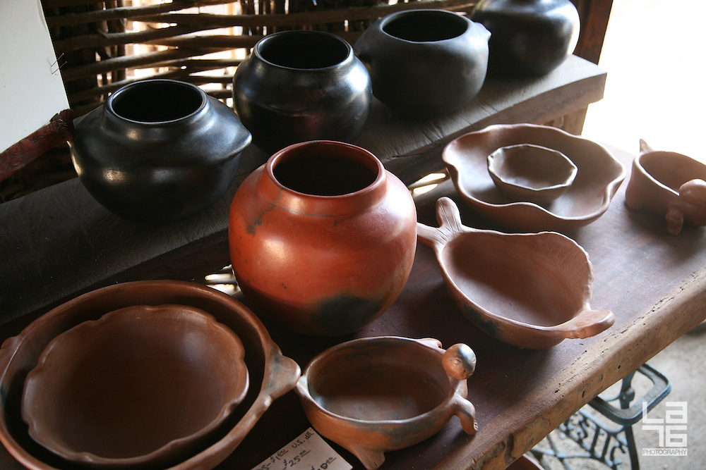 La candelaria a desert oasis and a pottery village in for Little baja pottery