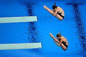 Diving, Womens - 3m Synchro Final