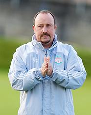 081107 Liverpool training