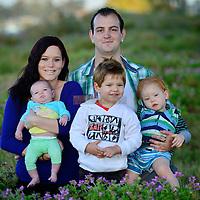 Seddon Family - October, 2013
