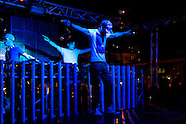 DJ concert in Havana Vedado, Cuba.