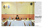 The Telegraph Saturday Magazine, Splendid Isolation, The Orthodox Jewish community. 2011