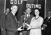 1965 - Prize giving at Esso Golf Outing at Woodbrook Golf Club, Bray, Co. Wicklow