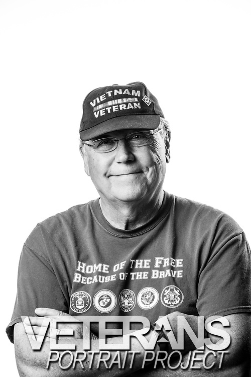 Michael P. McCabe<br /> Army<br /> E-5<br /> Recon<br /> Combat Engineer<br /> 07/01/66-04/04/68<br /> Vietnam War<br /> <br /> (Photo by Stacy L. Pearsall)