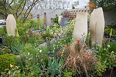 MAY 18 2013 The BrandAlley Garden at the RHS Chelsea Flower Show