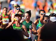 19 August - 20km Race Walk for women