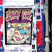 Graffiti poster Krog Street