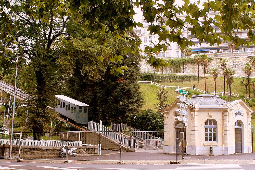 Funiculaire de Pau<br /> Pau, France