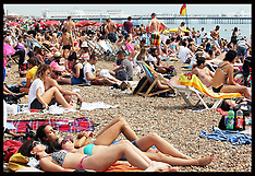 APR 29 2013 File Photos - Brits likely to risk health this summer - report