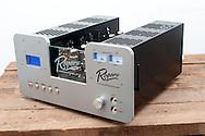 Roger's High Fidelity new 34S-1 Amplifier photographed on Thursday, December 17, 2015.  © Chet Gordon • Photographer