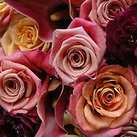 Brown Rose Bouquet