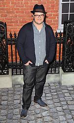 Josh Gad attends Mr Holmes UK film premiere at Odeon Kensington, Kensington High Street, London on Wednesday 10 June 2015