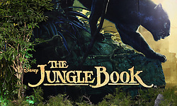 The UK Premiere of The Jungle Book at BFI Imax, Waterloo, London on Wednesday 13 April 2016