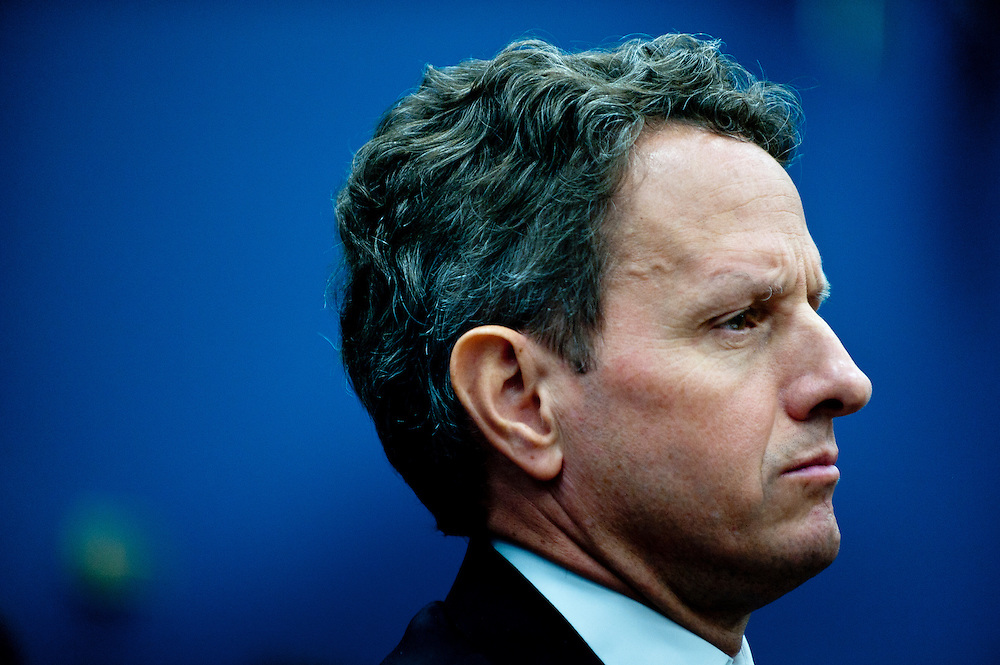 """Treasury Secretary TIMOTHY GEITHNER testifies before a House Small Business Committee hearing on """"The State of Small Business Access to Capital and Credit."""""""