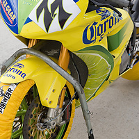 Early Season Testing for the 2007 AMA Superbike Championship at the California Speedway, Fontana, January 30-31, 2007<br /> <br /> ::Images shown are not post processed ::Contact me for the full size file and required file format (tif/jpeg/psd etc) <br /> <br /> ::For anything other than editorial usage, releases are the responsibility of the end user and documentation/proof will be required prior to file delivery.