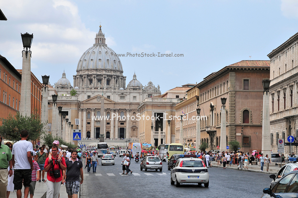 Vatican City, Rome, Italy St Peter's,