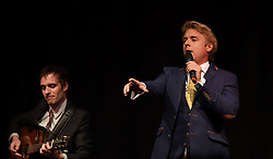 Charlotte Jaconelli stars in her debut, solo, sold out concert with special guests Jonathan Ansell, Jai McDowell and Lucy Kay at The Studio, St James Theatre, Victoria, London on Tuesday 12 May 2015