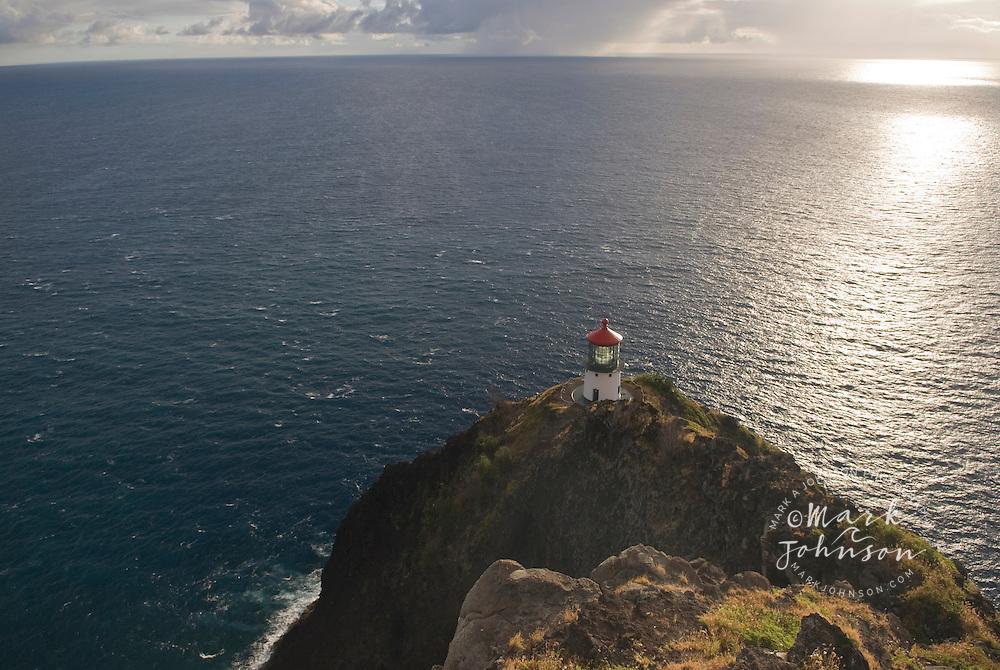 Makapu'u Lighthouse, Makapu'u Point, Oahu, Hawaii