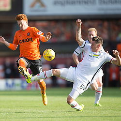 Dundee United 1 v 1 Inverness Caledonian Thistle, SPFL Ladbrokes Premiership 9/9/2015
