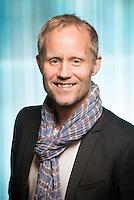 OSLO, 20131031: TV2 presenterte og arrangerte pressem&oslash;te med programledere og kommentatorertil OL-sendingene hos Senkveld. &Oslash;yvind Alsaker kommenterer alpint. <br /> FOTO;  TOM HANSEN