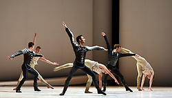 The Monte Carlo Ballet perform the dress rehearsal of Romeo and Juliet at The London Coliseum, St Martin's Lane, London on Wednesday 22 April 2015