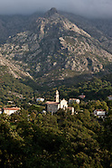 Cap Corse and balagne perched village FC310